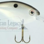 Strike King Series 6XD Silent Gizzard Shad