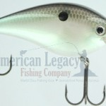 Strike King KVD 2.5 Green Gizzard Shad