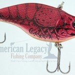 $1.00 OFF Spro Aruku Shad 75 Red Crawfish