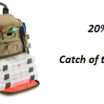 20% OFF Wild River Tackle Tek Recon Lighted Backpack