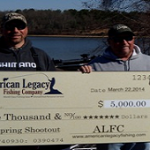 1st Annual ALFC Spring Shootout on Kentucky Lake Results!