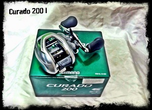 Shimano curado 200 i product review for American legacy fishing
