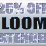 25% OFF G. Loomis Rods!  Extended Through Monday!