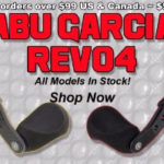 New Abu Garcia Revo Gen 4 Reels In Stock and Ready To Ship!