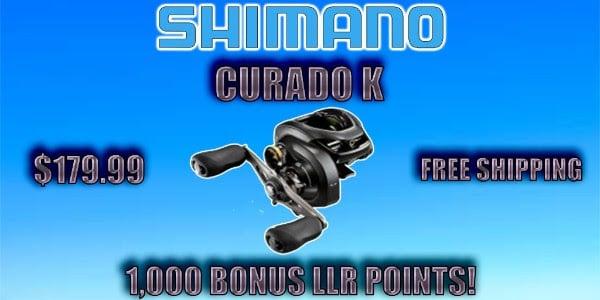 Shimano Curado K
