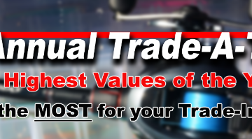 It's Here! Our Annual Trade-A-Thon Starts Now!