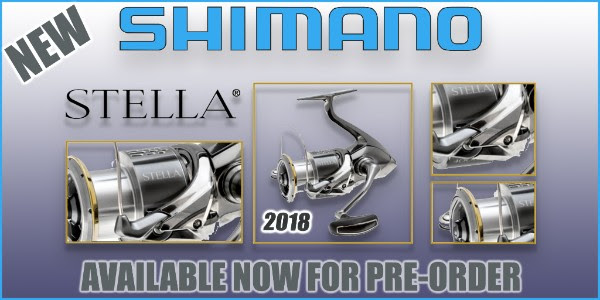 NEW! Shimano Stella FJ Coming End Of March 2018!