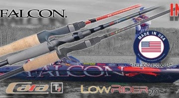 Falcon Rods! Introducing Our Newest Made In The USA Product Line!