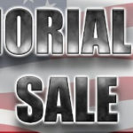Memorial Day Sale- Even More New Products Added!