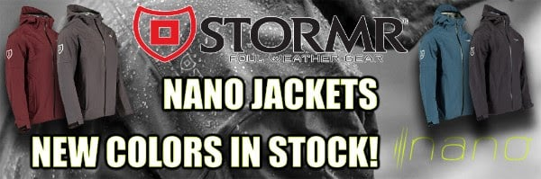 STORMR Nano Shell Jacket