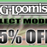 Discontinued Rod Closeout!  Save Up To 40% On Select Rods!