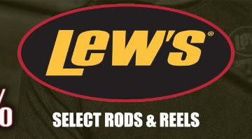 35% Off Select Lew's Rods & Reels