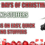 12 Days of Christmas Day 8