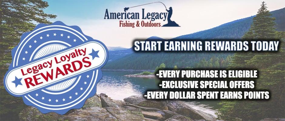 Legacy Loyalty Trading Rewards