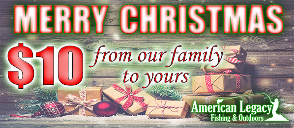Merry Christmas! Enjoy A Free $10 From Our Family To Yours!