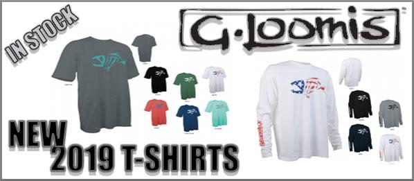 G. LOOMIS 2019 T-SHIRTS