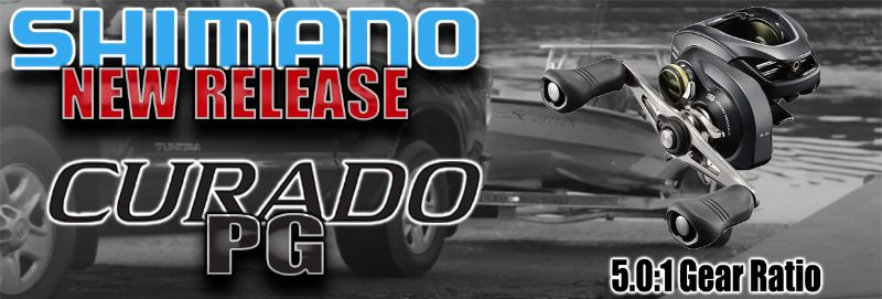 Shimano Curado PG In Stock Now