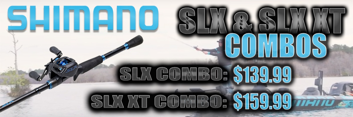 Black Friday Shimano SLX & SLX XT Combos